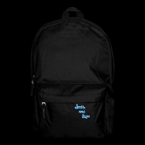 Josh and Ilija - Backpack