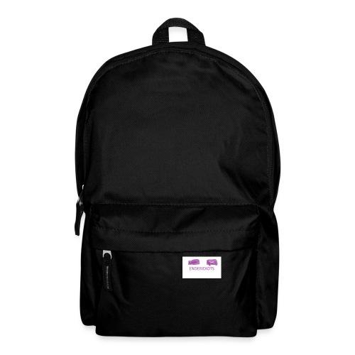 enderproductions enderidiots design - Backpack