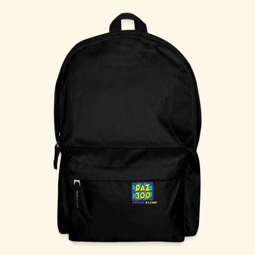 daz logo 2 0 - Backpack