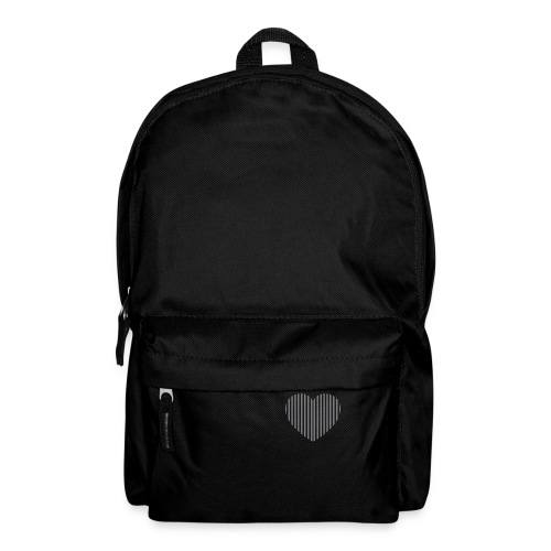 heart_striped.png - Backpack