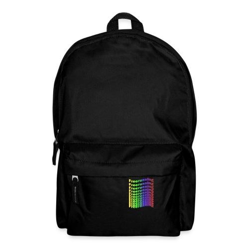Freerunning Rainbow - Rygsæk