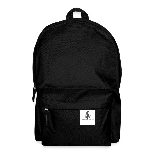 Dont mess whith me logo - Backpack