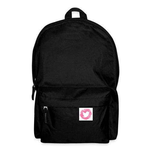 pink twitt - Backpack
