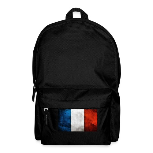 France Flag - Backpack
