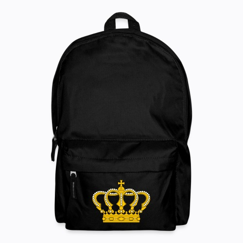 Golden crown - Backpack