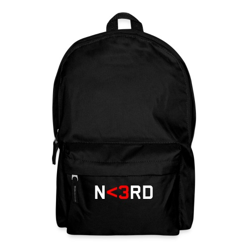 nerd 1 - Ryggsäck