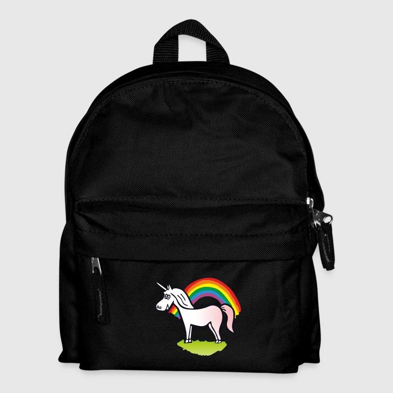 Rainbow & Unicorn  - Lasten reppu