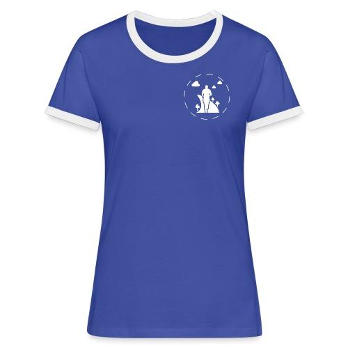 'Road Runner' Range - Women's Ringer T-Shirt