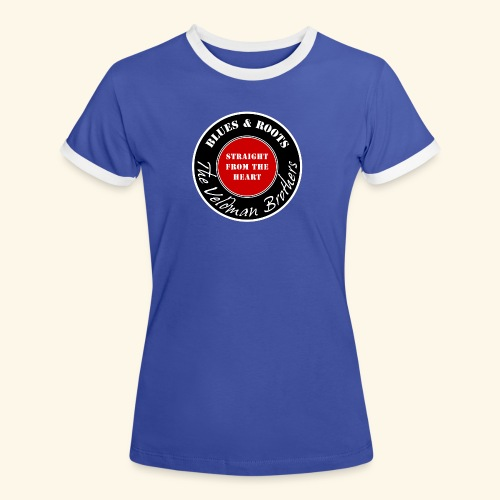 The Veldman Brothers - Vrouwen contrastshirt