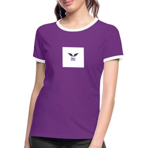 Logo 7GT - Maglietta Contrast da donna