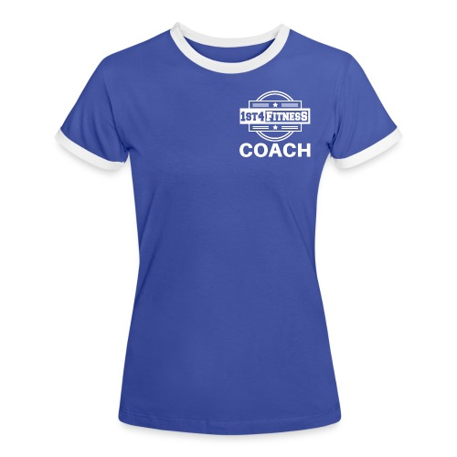 COACH - Women's Ringer T-Shirt