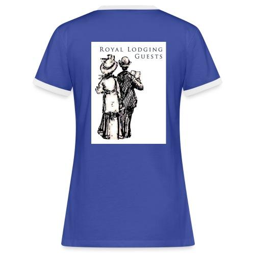royal guest - Women's Ringer T-Shirt