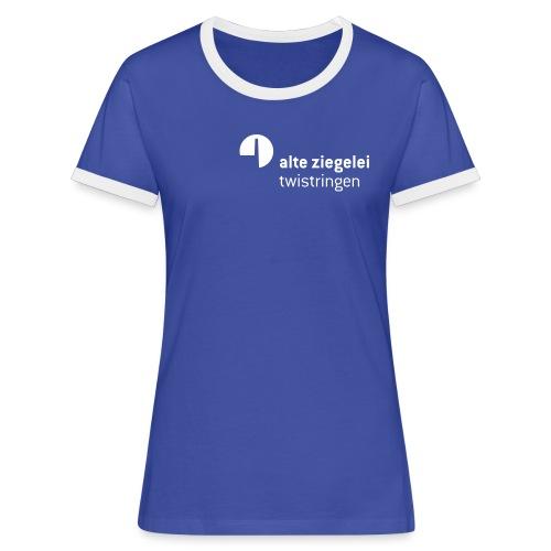Hoodie Männer Team - Frauen Kontrast-T-Shirt