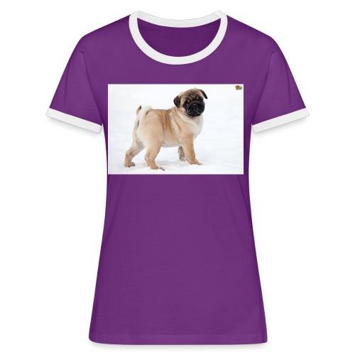 walker family pug merch - Women's Ringer T-Shirt