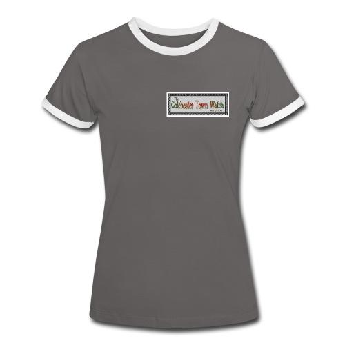 ctw2ss jpg - Women's Ringer T-Shirt