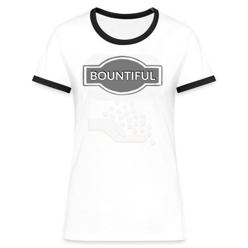 Bontiul gray white - Women's Ringer T-Shirt