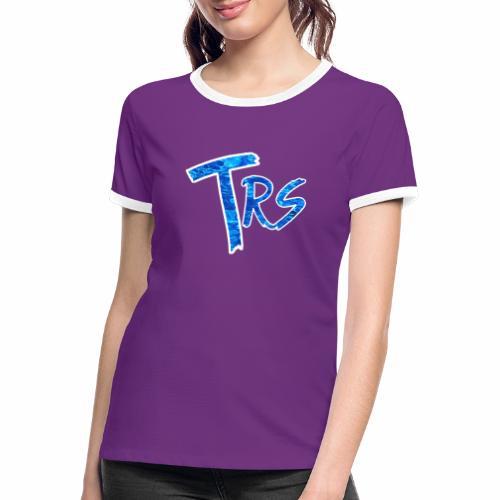 Logo - Maglietta Contrast da donna