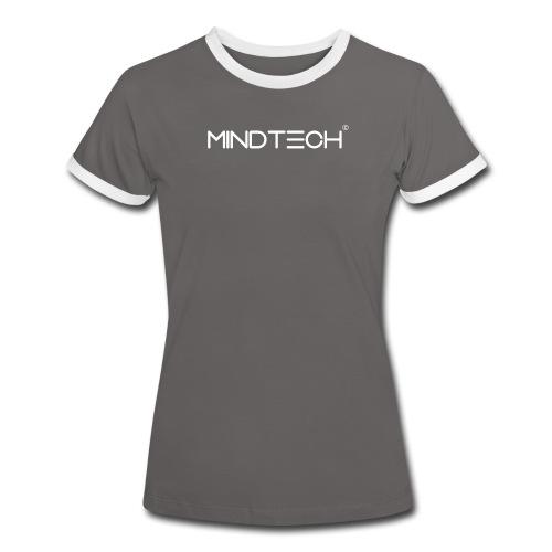 Einfach 2 png - Frauen Kontrast-T-Shirt