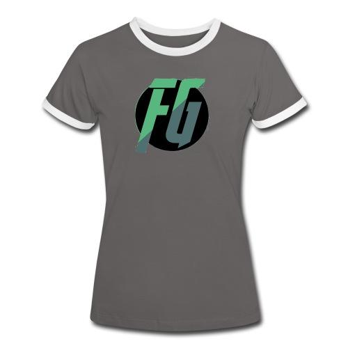 FGminy - Vrouwen contrastshirt