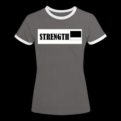 STRENGTH - Naisten kontrastipaita