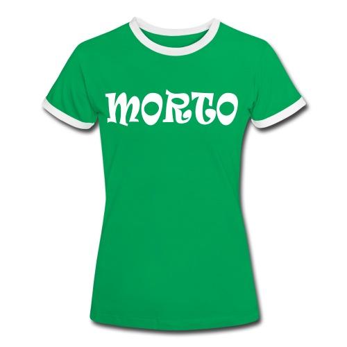 Morto - Women's Ringer T-Shirt