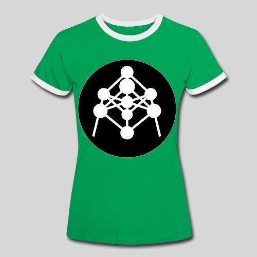 Atomium - T-shirt contrasté Femme
