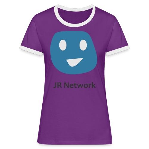 JR Network - Women's Ringer T-Shirt