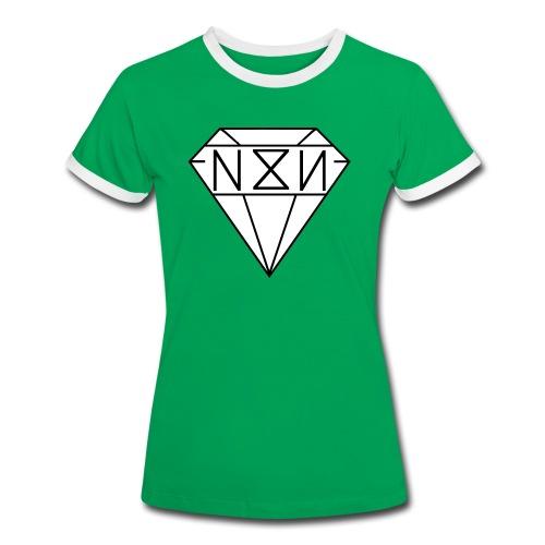 N8N - Vrouwen contrastshirt