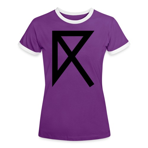 R - Women's Ringer T-Shirt