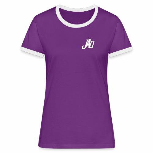 JennaAdlerDesigns - Kontrast-T-shirt dam