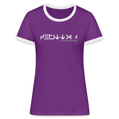 Chutta ! - T-shirt contrasté Femme