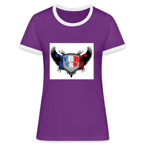 13183151 238035203228927 448694936 n jpg - T-shirt contrasté Femme