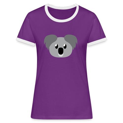 Koala »Kim« - Women's Ringer T-Shirt