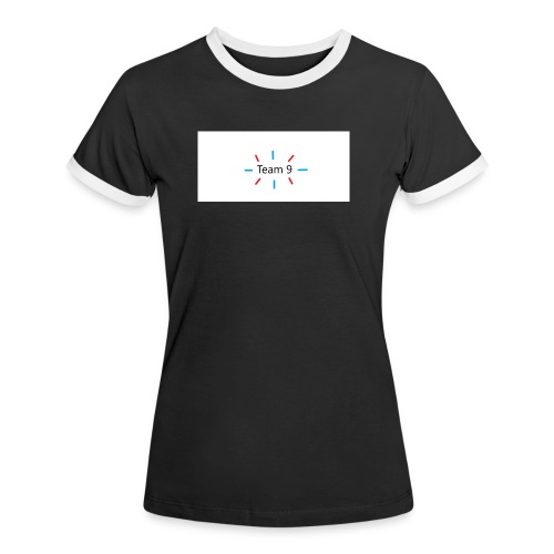 Team 9 - Women's Ringer T-Shirt