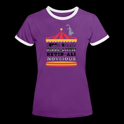 Phantom Bandstand - Women's Ringer T-Shirt