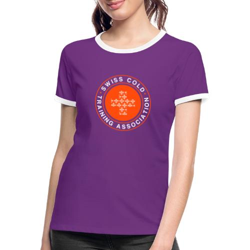 The Classic Collection - Frauen Kontrast-T-Shirt