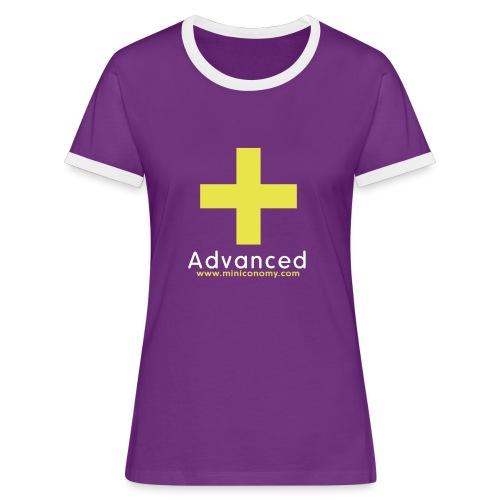 Miniconomy Advanced - Women's Ringer T-Shirt
