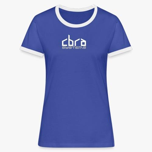 www cbra systems - Women's Ringer T-Shirt