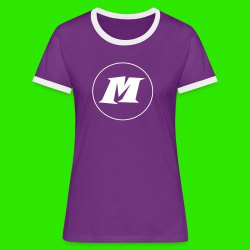 streatwear kleding - Vrouwen contrastshirt