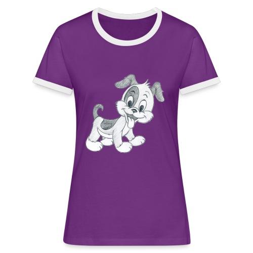 NEW LOGO 1 - Women's Ringer T-Shirt