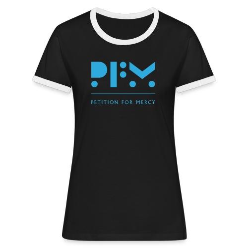 PFM_logo_video - Women's Ringer T-Shirt