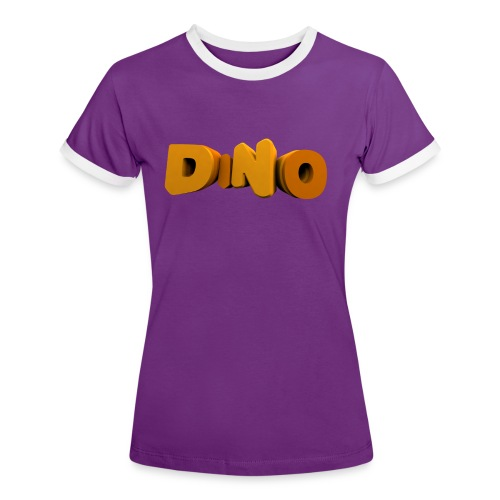 veste - T-shirt contrasté Femme