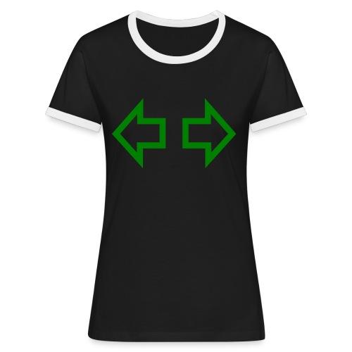 blinkers - Women's Ringer T-Shirt