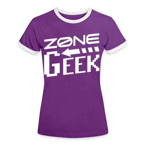 NEW Logo Homme - T-shirt contrasté Femme