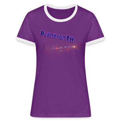 PlanktonTH, Lens Flare - Naisten kontrastipaita