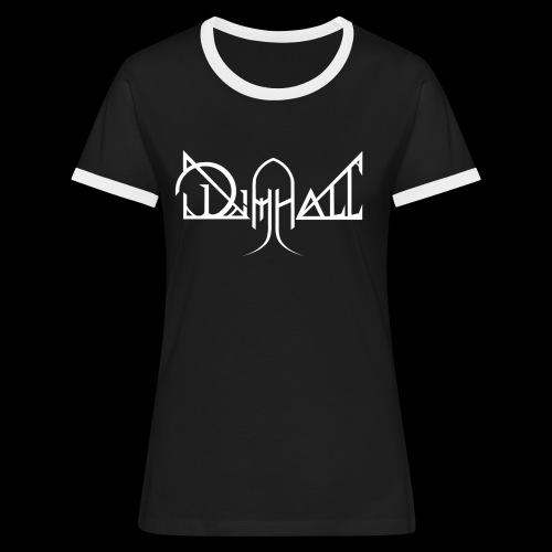 Dimhall White - Women's Ringer T-Shirt