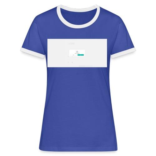 dialog - Women's Ringer T-Shirt