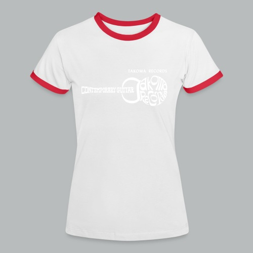 Takoma Records - Women's Ringer T-Shirt