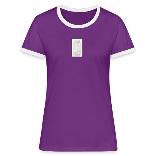 PLEASE FILL UP MY EMPTY JAR - Women's Ringer T-Shirt