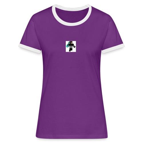 ramera - Camiseta contraste mujer